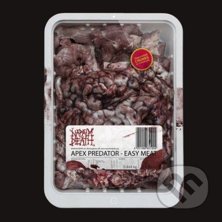 Napalm Death: Apex Predator / Easy Meat - Napalm Death