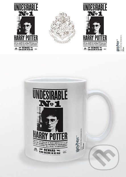 Harry Potter (Undesirable No1)    -