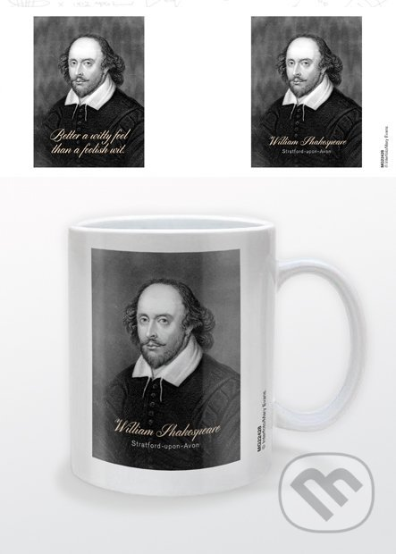 Shakespeare (Witty Quote) -