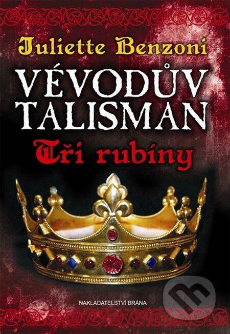 Venirsincontro.it Vévodův talisman 1: Tři rubíny Image