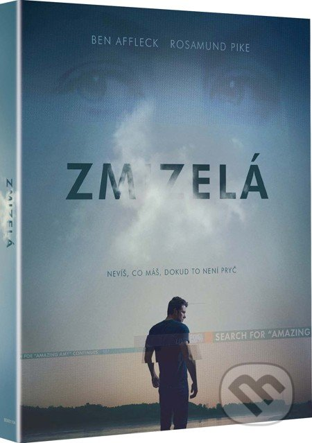 Zmizelá Amazing Amy Book - David Fincher