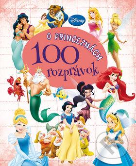 Fatimma.cz 100 rozprávok o princeznách Image