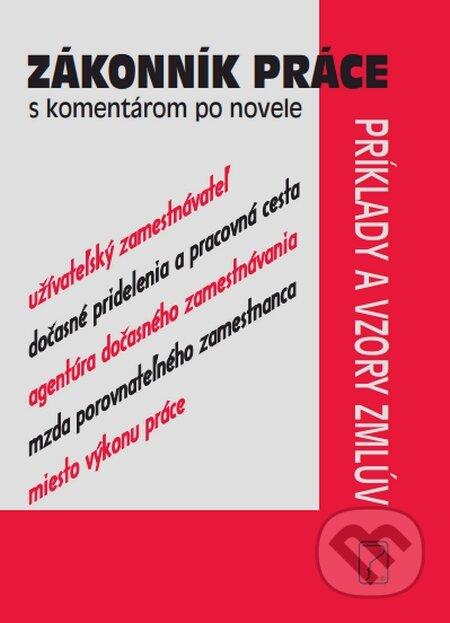Fatimma.cz Zákonník práce s komentárom po novele Image