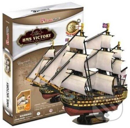HMS Victory - CubicFun