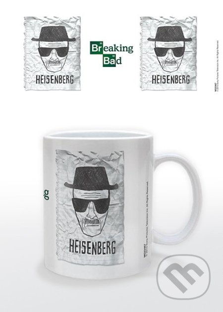 Breaking Bad: Heisenberg Wanted -