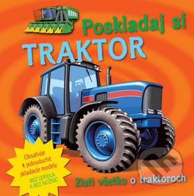 Newdawn.it Poskladaj si traktor Image