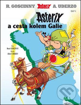 Interdrought2020.com Asterix a cesta kolem Galie (Díl V.) Image