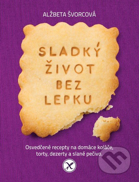 Fatimma.cz Sladký život bez lepku (slovenský jazyk) Image