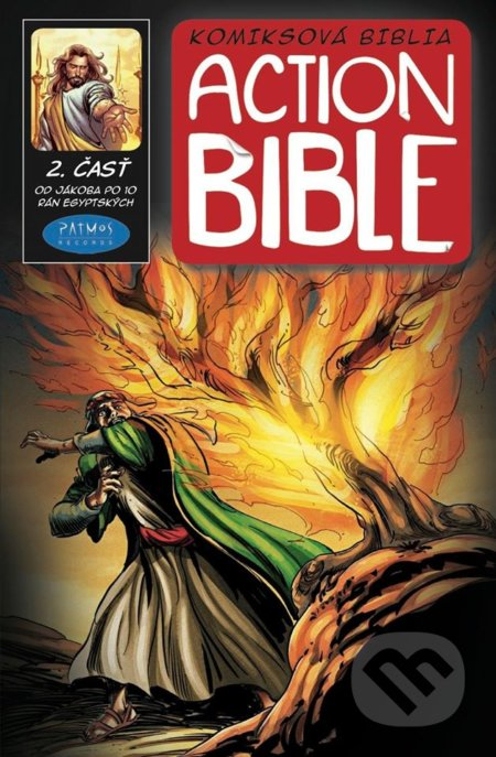 Action Bible (2. časť) - David C. Cook, Sergio Cariello