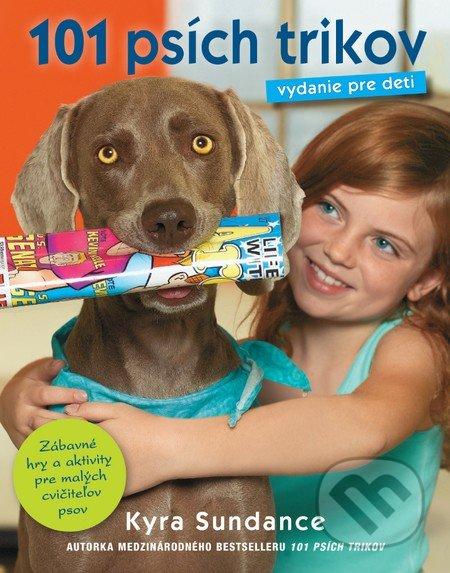 Fatimma.cz 101 psích trikov (vydanie pre deti) Image