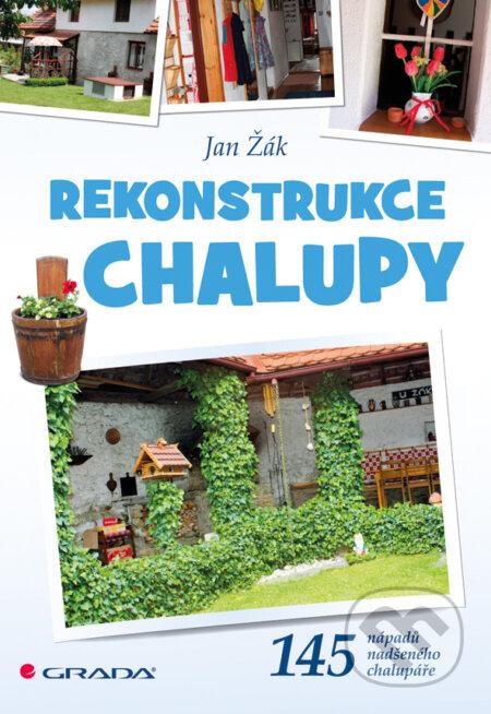 Rekonstrukce chalupy - Jan Žák