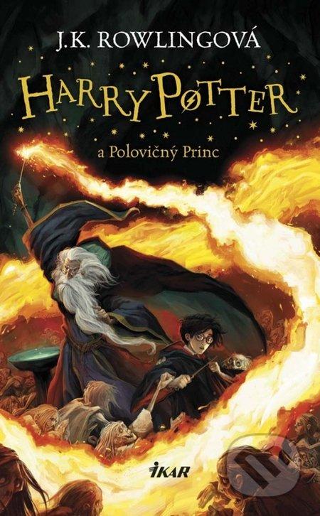 Interdrought2020.com Harry Potter a Polovičný princ (Kniha 6) Image