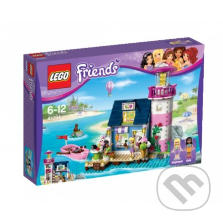 LEGO Friends 41094 Maják v Heartlake -