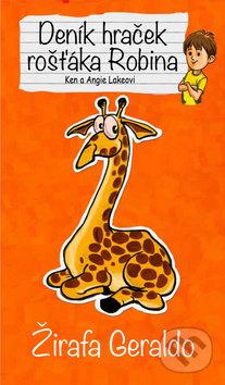 Fatimma.cz Žirafa Geraldo Image