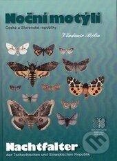 Noční motýli České a Slovenské Republiky - Vladimír Bělín