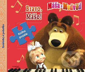 Máša a Medvěd - Bravo Mášo! - Egmont ČR