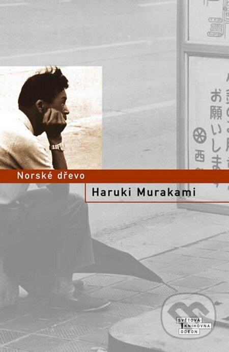 Kniha Norské dřevo (Haruki Murakami)