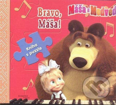 Máša a medveď - Bravo, Máša! - Egmont SK