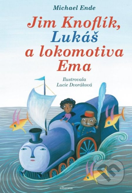 Bthestar.it Jim Knoflík, Lukáš a lokomotiva Ema Image