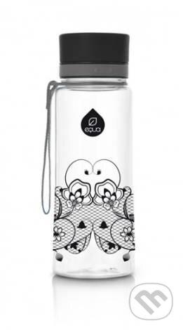 Kávy a čaje  Fľaša EQUA Black Lace 600 ml (K3 plus)  7b5cd2c870a