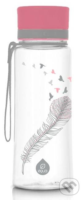 Fľaša EQUA Feather 600 ml -