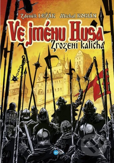 Ve jménu Husa - Zdeněk Ležák, Michal Kocián (ilustrácie)