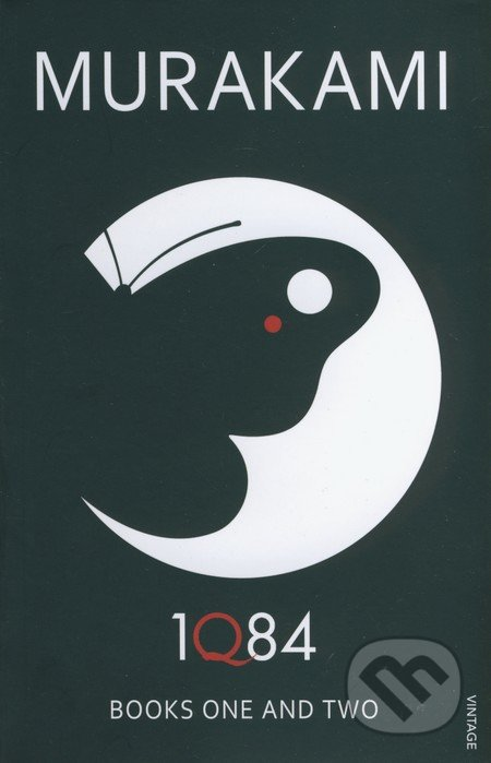 1Q84 (Book one and book two) - Haruki Murakami