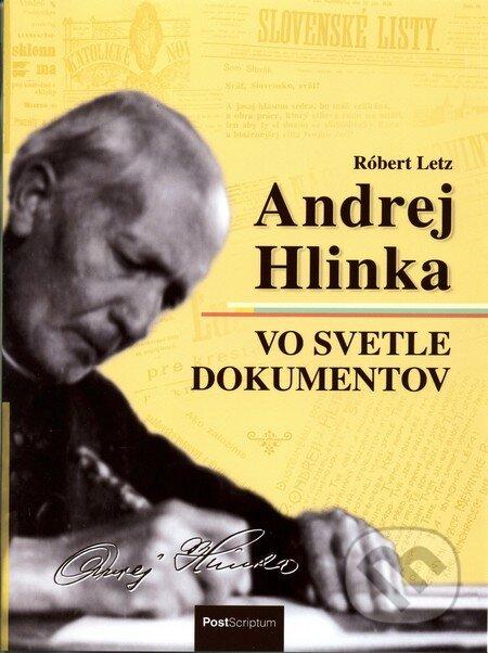 Fatimma.cz Andrej Hlinka vo svetle dokumentov Image