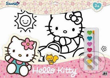 Hello Kitty: Omalovánka - Jiří Models