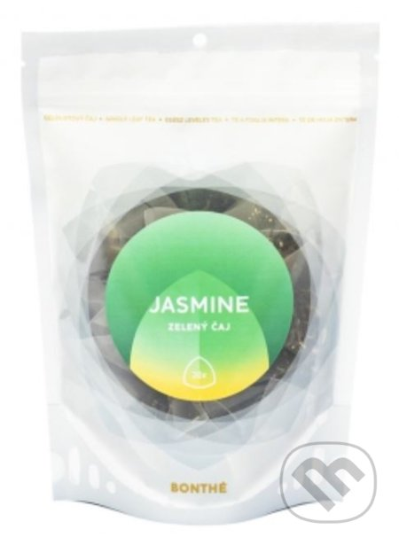 Jasmin China s kvetmi -