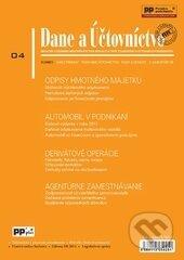 Fatimma.cz Dane a Účtovníctvo 4/2015 Image