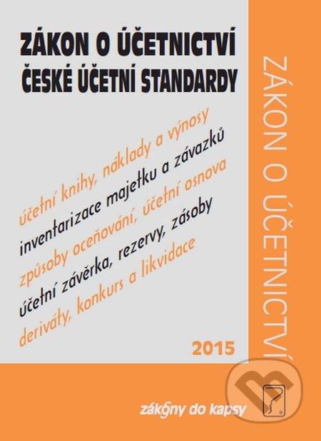 Fatimma.cz Zákon o účetnictví 2015 Image