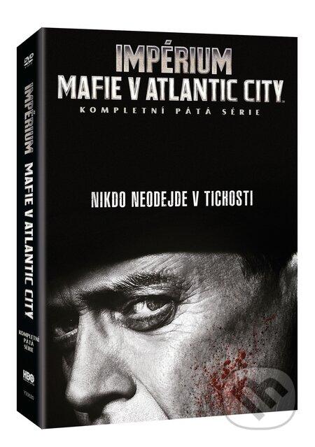 Impérium-Mafie v Atlantic City 5.série VIVA balení DVD