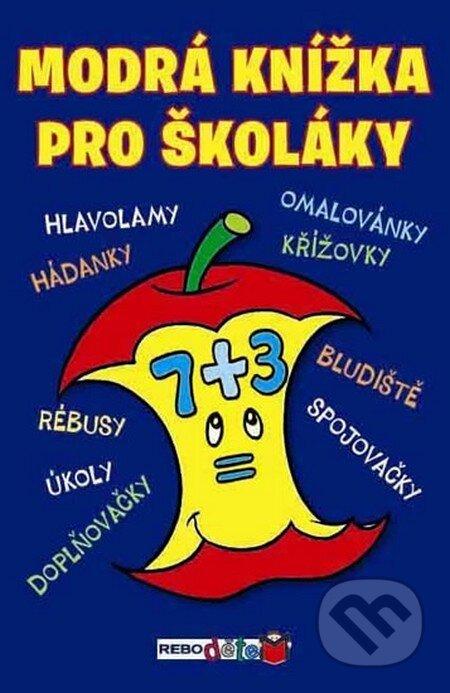 Fatimma.cz Modrá knížka pro školáky Image