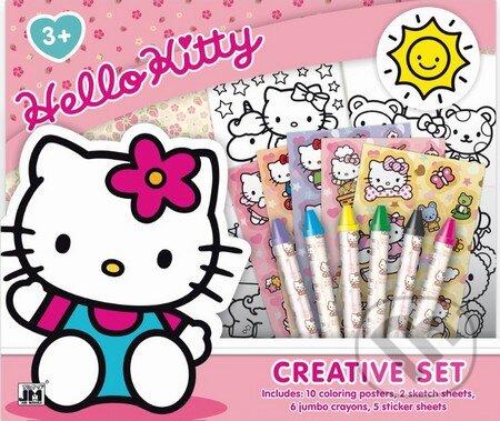 Hello Kitty (kreatívna súprava) - Jiří Models