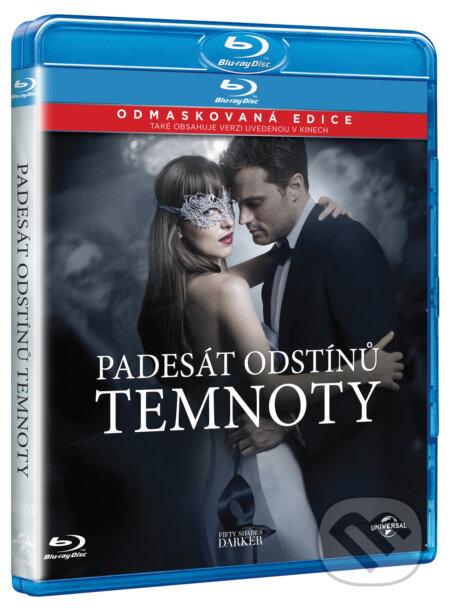 4bd3a4a32 Film: Padesát odstínů temnoty (James Foley) (Blu-ray) | Martinus.cz