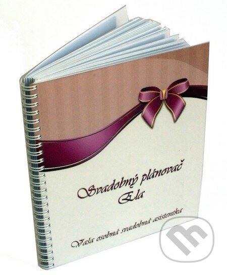 1966063d1 Kniha: Svadobný plánovač Ela (Zuzana Maliníková) | Martinus