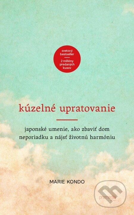 Kúzelné upratovanie - Marie Kondo