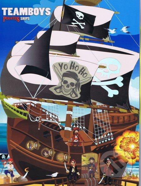 Teamboys Pirates ship -