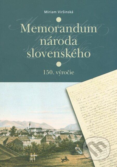 Fatimma.cz Memorandum národa slovenského Image