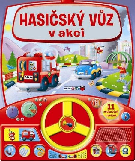 Interdrought2020.com Hasičský vůz v akci Image