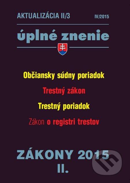 Fatimma.cz Aktualizácia II/3 2015 Image