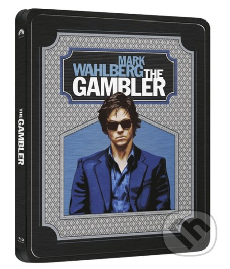 The Gambler Steelbook - Rupert Wyatt