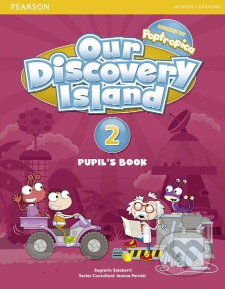 Our Discovery Island 2.: Pupil's Book - Sagrario Salaberri