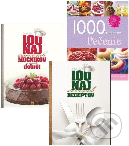 Fatimma.cz Svetové recepty (kolekcia troch titulov) Image