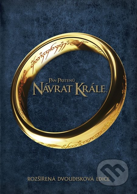 Pán prstenů: Návrat krále Rozšířená edice DVD