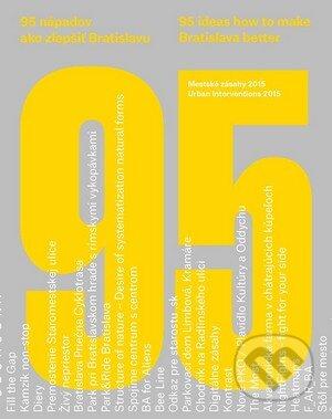Interdrought2020.com 95 nápadov ako zlepšiť Bratislavu / 95 ideas how to make Bratislava better Image