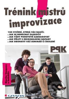 Fatimma.cz Trénink mistrů improvizace Image
