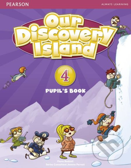 Our Discovery Island 4 - Pupil's Book - Fiona Beddall