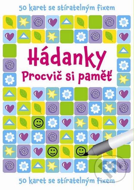 Interdrought2020.com Hádanky - Procvič si paměť Image
